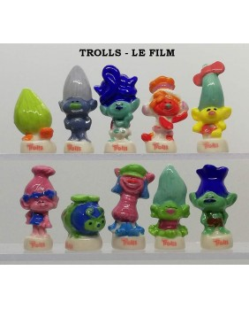 Trolls: the film