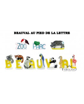Beauval, to the letter