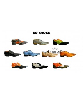 So shoes - box of 100