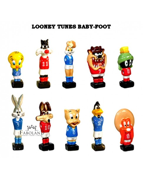 Looney tunes baby foot