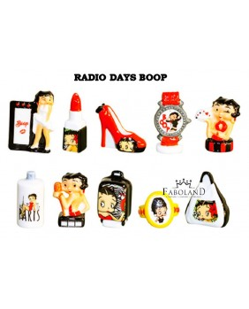 Radio day boop - objects