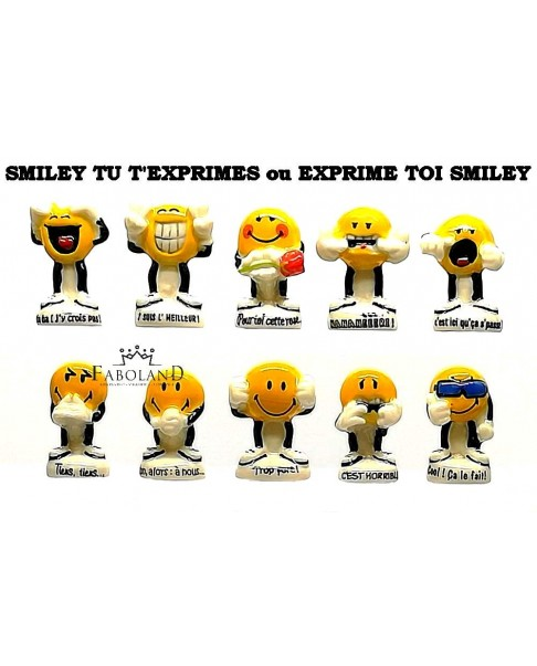 Express yourself smiley