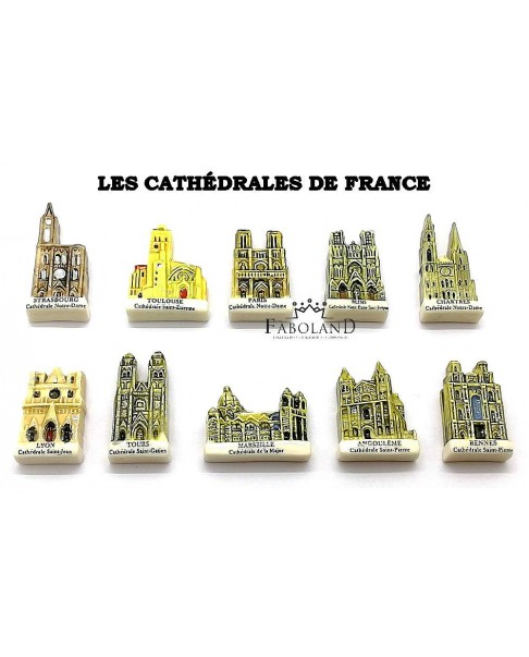 Cathédrales de France