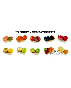 A fruit a patisserie