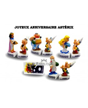 Happy birthday Asterix