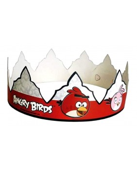 Angry bird crown