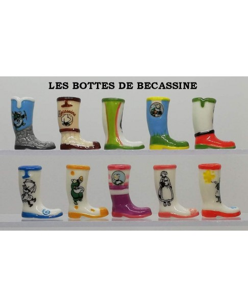 Becassine's boots