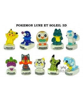 3D moon and sun pokemon