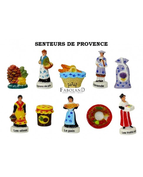 Lighthouses from Brittany - box of 100