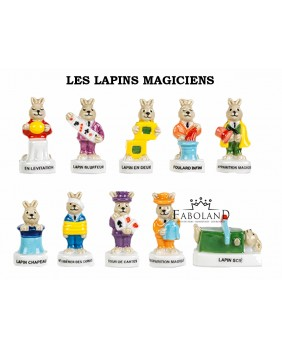 The magicians rabbits