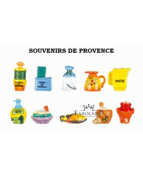 Provence's souvenirs - box of 100