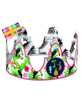 Tropical crown