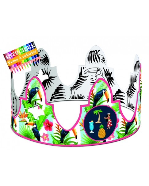 Couronne TROPICAL