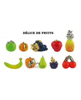 Fruits delight - box of 100