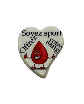 Be sport - give your blood