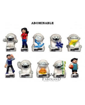 Abominable - box of 100