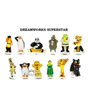 Dreamworks superstar