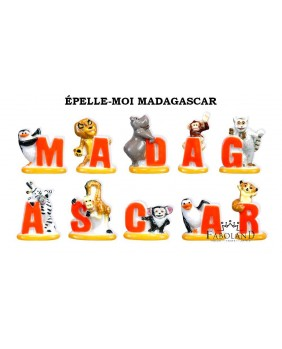 Spell me Madagascar - box of 100