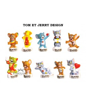 Design Tom and jerry