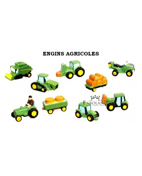 Engins agricoles