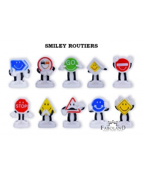 Smiley routiers