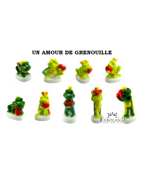 A frog's love - box of 100