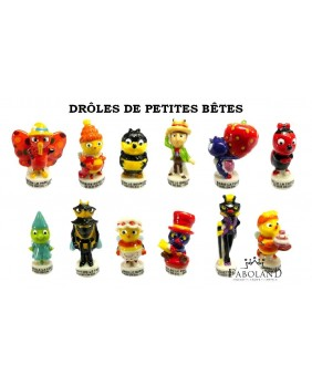 Funny little beasts - box of 100
