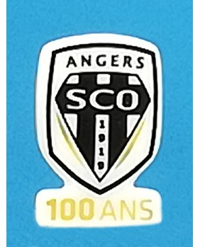 Fève à l'effigie d'ANGERS Sporting Club de l'Ouest - ligue 1 saison 2020/2021 football