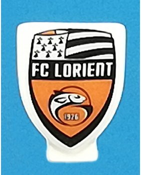 Fève à l'effigie du Football Club Lorient - Bretagne Sud - ligue 1 saison 2020/2021 football