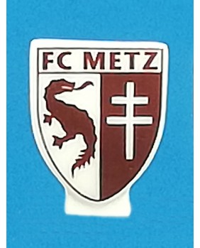Fève à l'effigie du Football Club de Metz - ligue 1 saison 2020/2021 football