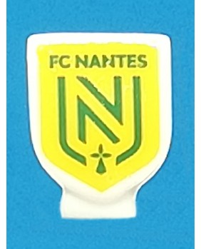 Fève à l'effigie du Football Club de Nantes - ligue 1 saison 2020/2021 football