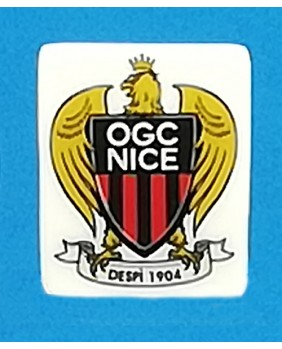 Fève à l'effigie de l'Olympique Gymnaste Club Nice Côte d'Azur - ligue 1 saison 2020/2021 football