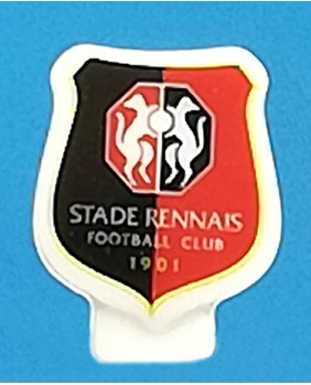 Fève à l'effigie du Stade Rennais Football Club - ligue 1 saison 2020/2021 football
