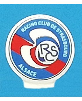 Fève à l'effigie du Racing Club de Strasbourg Alsace - ligue 1 saison 2020/2021 football
