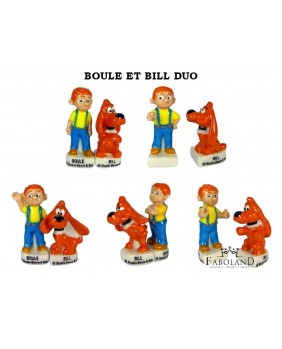 BOULE and BILL duo