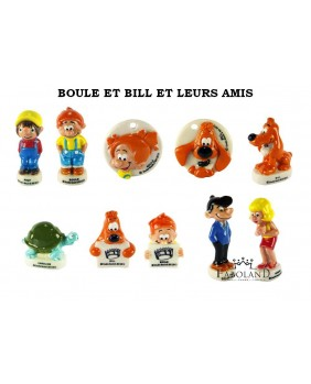 BOULE and BILL and their friends