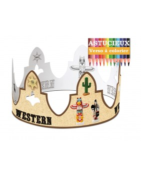 Couronne WESTERN