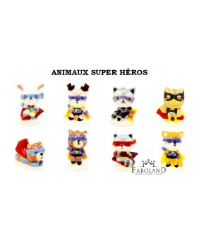 Animales super héroes