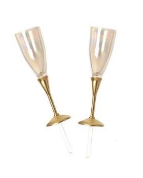 Box of 60 champagne flutes
