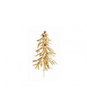 Box of 100 volume gold fir trees
