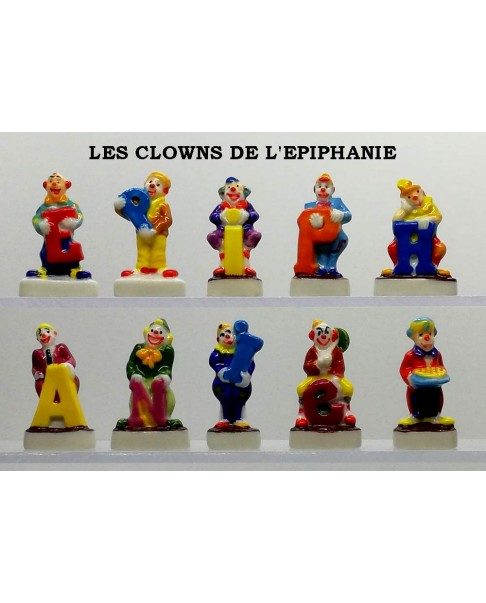 The epiphany clowns