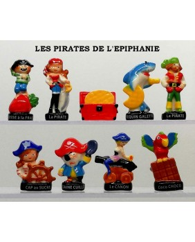The epiphany pirates