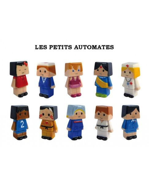 The little automatons