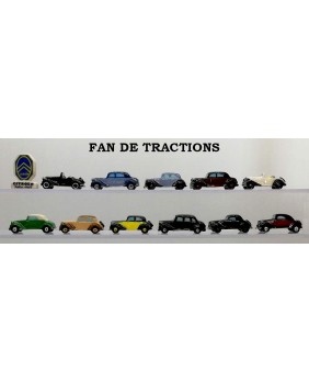 Tractions fans