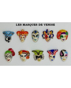 The Venice masks