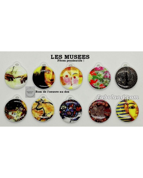 The museums - pendents