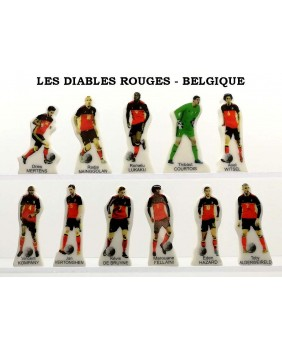 "The red devils ""Belgium"""