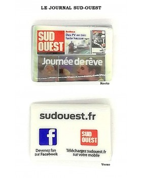 Le journal SUD-OUEST