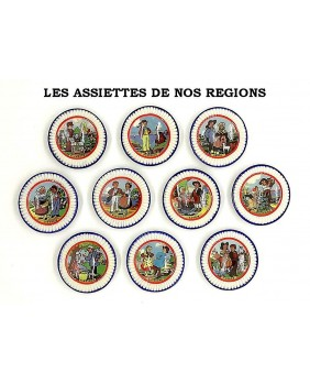Plates from our regions