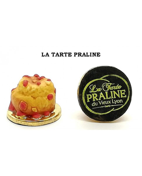 Praline brioches from the old Lyon